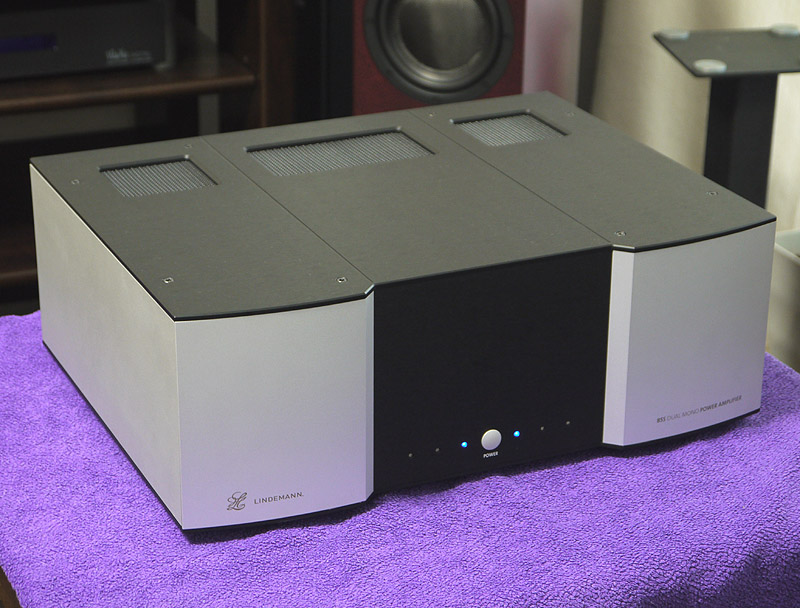 LINDEMANN model 855