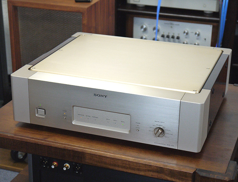 SONY DAS-R10 D/Aコンバーター