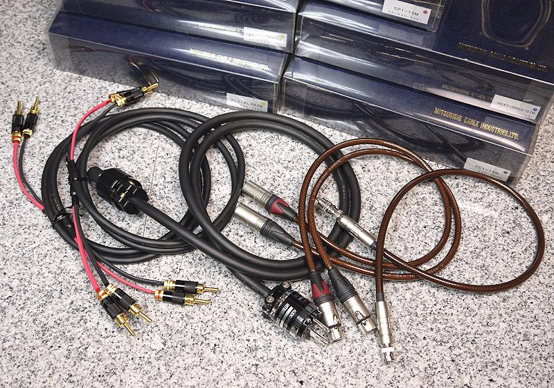 三菱電線工業のケーブル