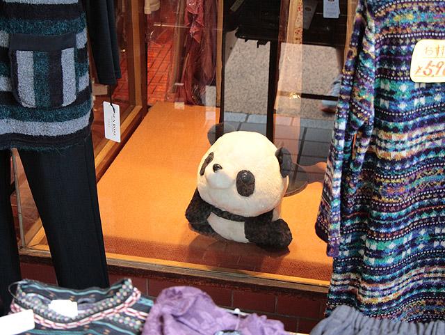 パンダのぬいぐるみ4