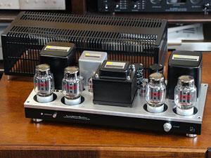 LUXMAN【MQ-88u】ラックスマン 真空管アンプ KT88