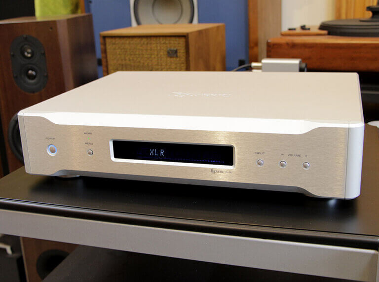 エソテリック D-07 DAC D/Aコンバーター